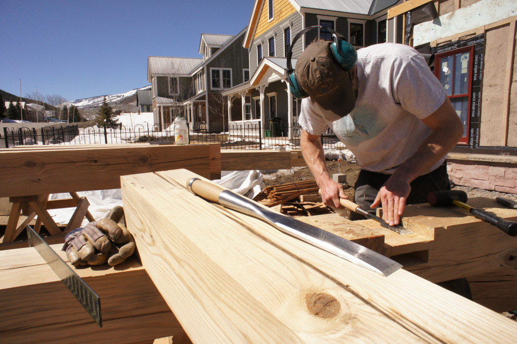 timber frame craftsmanship