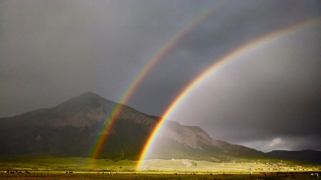 Crested Butte Rainbow